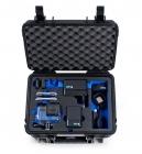 Valise B&W Type 1000 pour GoPro5 Black avec accessoires