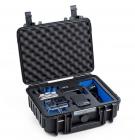 Valise B&W Type 1000 pour GoPro5 Black - vue de côté
