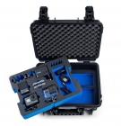 Valise B&W Type 3000 pour GoPro Hero5 Black avec deux étages