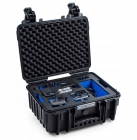 Valise B&W Type 3000 pour GoPro Hero5 Black - vue de côté