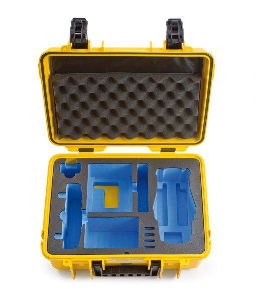 Valise B&W type 4000 pour DJI Mavic 2 et Smart Controller