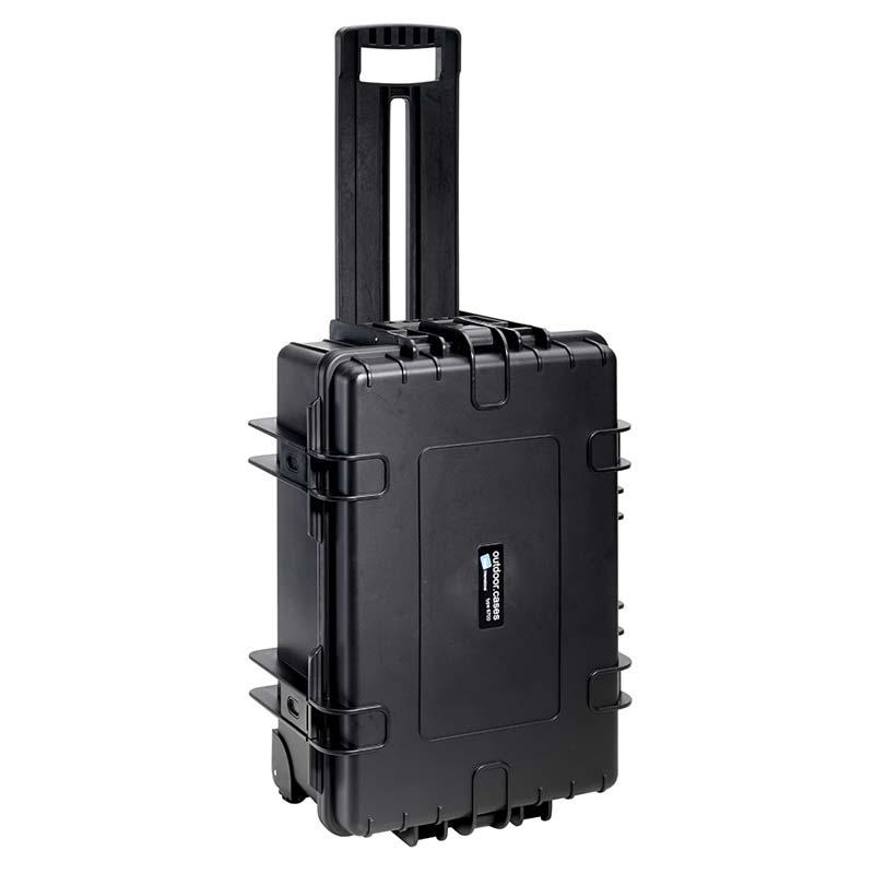 Valise CopterCase trolley pour DJI Phantom 4