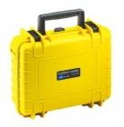 Valise de transport pour Feiyu G5 jaune - vue de côté