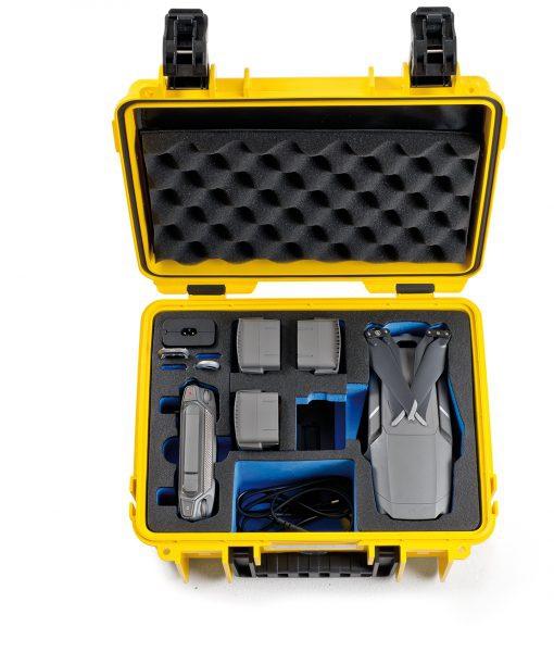 Valise étanche pour Kit Fly More DJI Mavic 2 (Pro/Zoom)