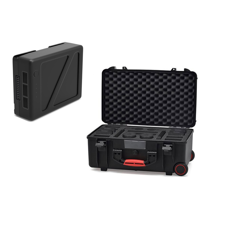 Valise HPRC pour batteries DJI Inspire 2