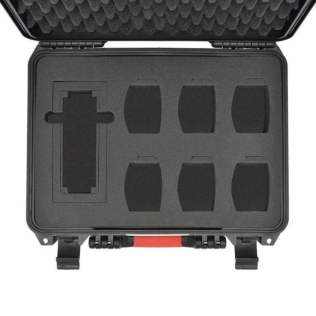 Valise HPRC pour batteries Phantom et Inspire - vide