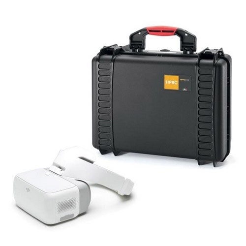Valise HPRC pour DJI Goggles