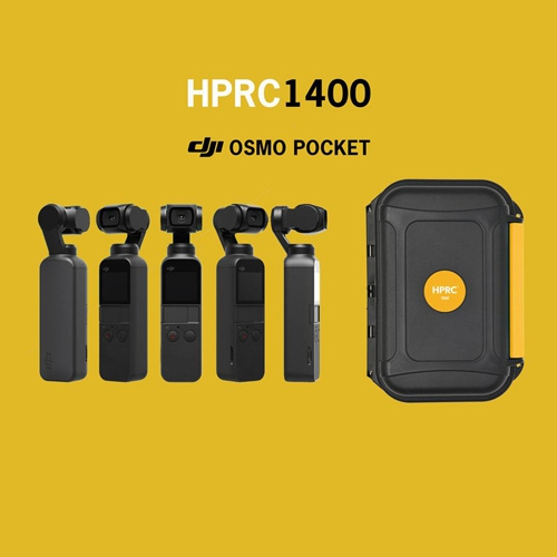 Valise HPRC1400 pour DJI Osmo Pocket
