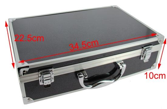 Son format réduit vous permet de transporter facilement votre drone Hubsan FPV ainsi que tous ses accessoires