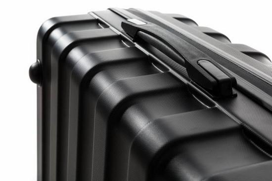 Poignée ergonomique et pratique pour faciliter le transport du DJI Inspire 1