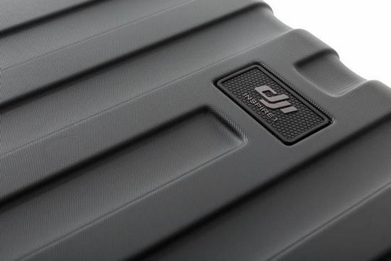 Une finition et un design soigné pour cette valise qui permettra de transporter votre DJI Inspire 1 et tous ses accessoires