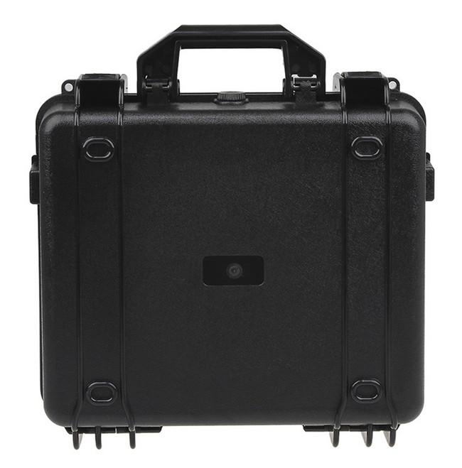 Valise pour DJI Osmo Mobile - vue de dos