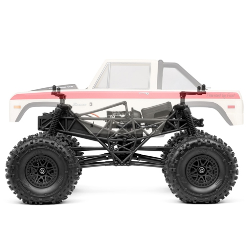 Voiture CRAWLER KING 4x4 TRT FORD BRONC