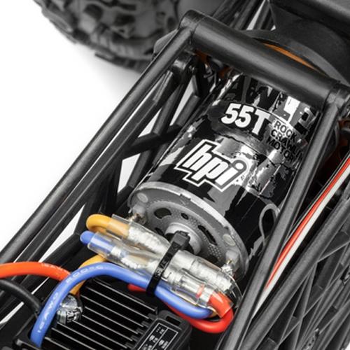voiture crawler king 4x4 trt ford bronco. Black Bedroom Furniture Sets. Home Design Ideas