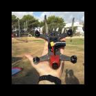 Vortex 150 Mini - vue sur une rencontre à ibiza