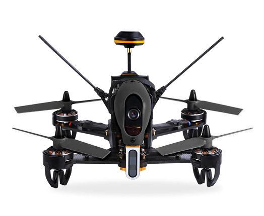 Walkera F210 3D RTF + radiocommande DEVO 7