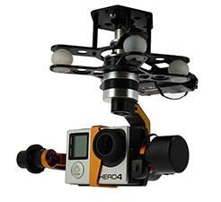 Nacelle Walkera G-3DG pour GoPro Hero4