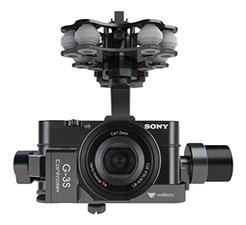 Nacelle Walkera G-3S Sony RX100 II