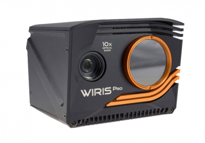 Wiris Pro avec optique fixe 18° - Workswell