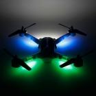 Drone XK X252 3D éclairé