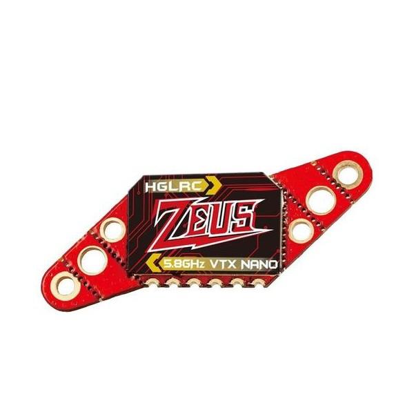 Zeus nano VTX 350mW 16x16 20x20 25.5x25.5mm