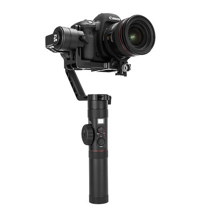 how to set zhiyun crane 2 to snoy