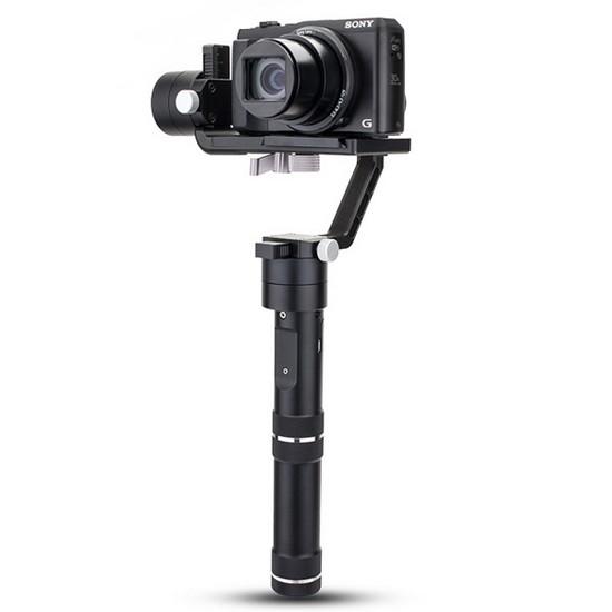 Stabilisateur Zhiyun Crane-M avec appareil photo Sony