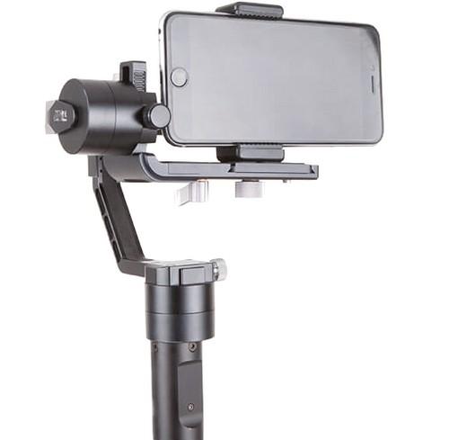 Stabilisateur Zhiyun Crane-M avec iPhone