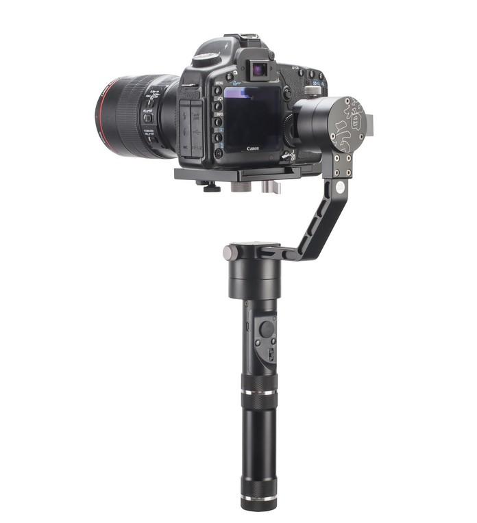 Zhiyun Crane pour appareils photo - vue de dos