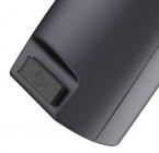Zoom sur le port USB du Zhiyun Smooth Q pour smartphones