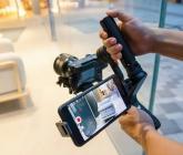 Zhiyun Weebill Lab avec retour vidéo sur smartphone