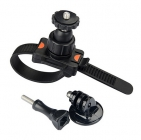 Zip Mount with Tripod Adapter & Screw for GoPro Hero 4/3+/3/2/1